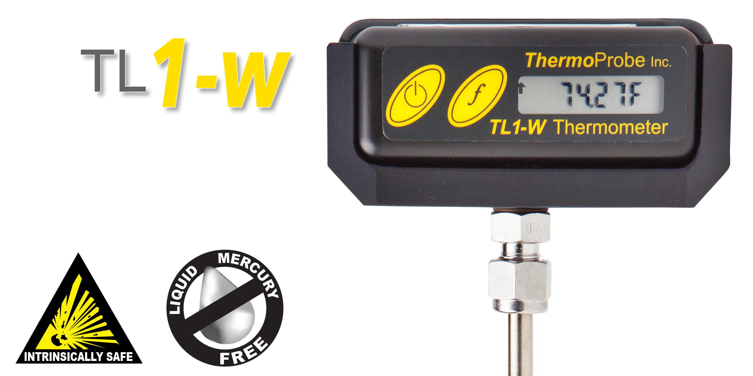 Features for the ThermoProbe TL1-W